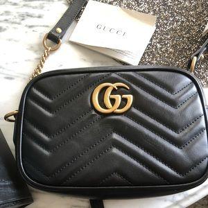 Gucci Marmont mini shoulder bag